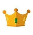 Crown icon Royalty design graphic vector image