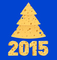 2015 Cheese z 2014 Cheese 04 vector image