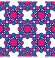 Squares seamless pattern bright colors vector image