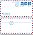 Airmail envelope eps10