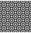 Polka dot geometric seamless pattern 7006 vector image