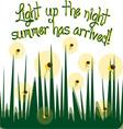 Light The Night vector image