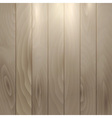 Textured wood planks surface covered vector image vector image