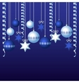 Elegant Christmas Background vector image vector image