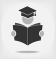 Student vector image