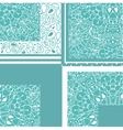 High quality original geometric pattern for fabric vector image