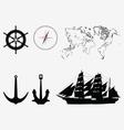 seamanship vector image