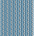 Bright rhythmic textured endless pattern stripy vector image