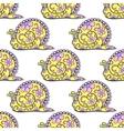 SnailsPattern vector image