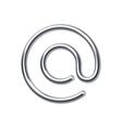 E-mail symbol vector image vector image
