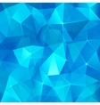 Ice cubes abstract background vector image