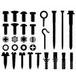 bolts vector image
