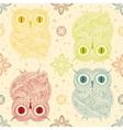 owl Bird in vector image