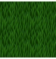 green grass field seamless background vector image vector image
