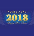 2018 card 210x100 v5 vector image