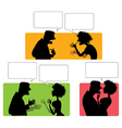 couple vector image