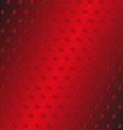Red Metal Background Pattern Texture Grey Metal vector image
