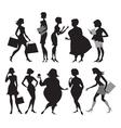 women vector image vector image
