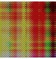 bright mosaic vector image