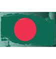 bangladesh national flag vector image