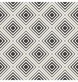 Seamless Rhombus Tiling Pattern vector image