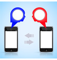 Mobile Communications vector image