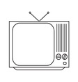 TV17 resize vector image