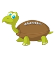 cartoon character turtle vector image