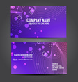 creative business template vector image