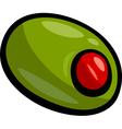 olive clip art cartoon vector image