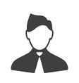 Consultant icon vector image vector image