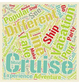 Yippee I Said Yes To A Cruise Now Where Should I vector image