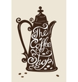 Hand drawn typography poster greeting card or vector image