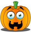 Pumpkin Face 7 vector image