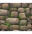 Texture of stones vector image
