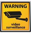 video surveillance camera 04 vector image