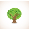 Doodle tree vector image