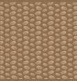 arabica pattern vector image