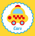 cars design vector image