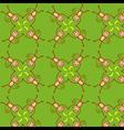 Monkey pattern vector image
