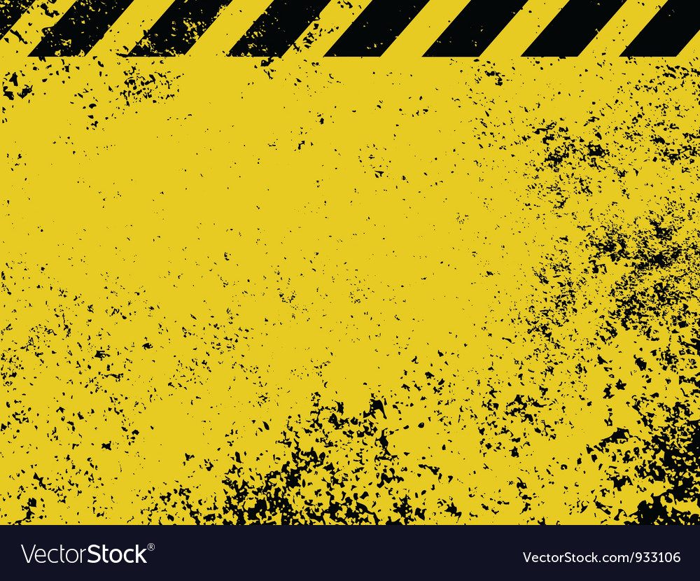 Industrial hazard stripes texture vector
