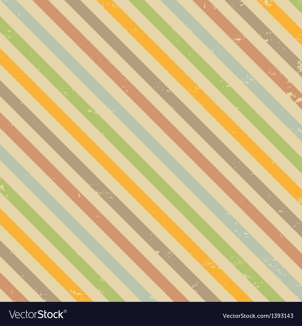 Background striped pattern vector