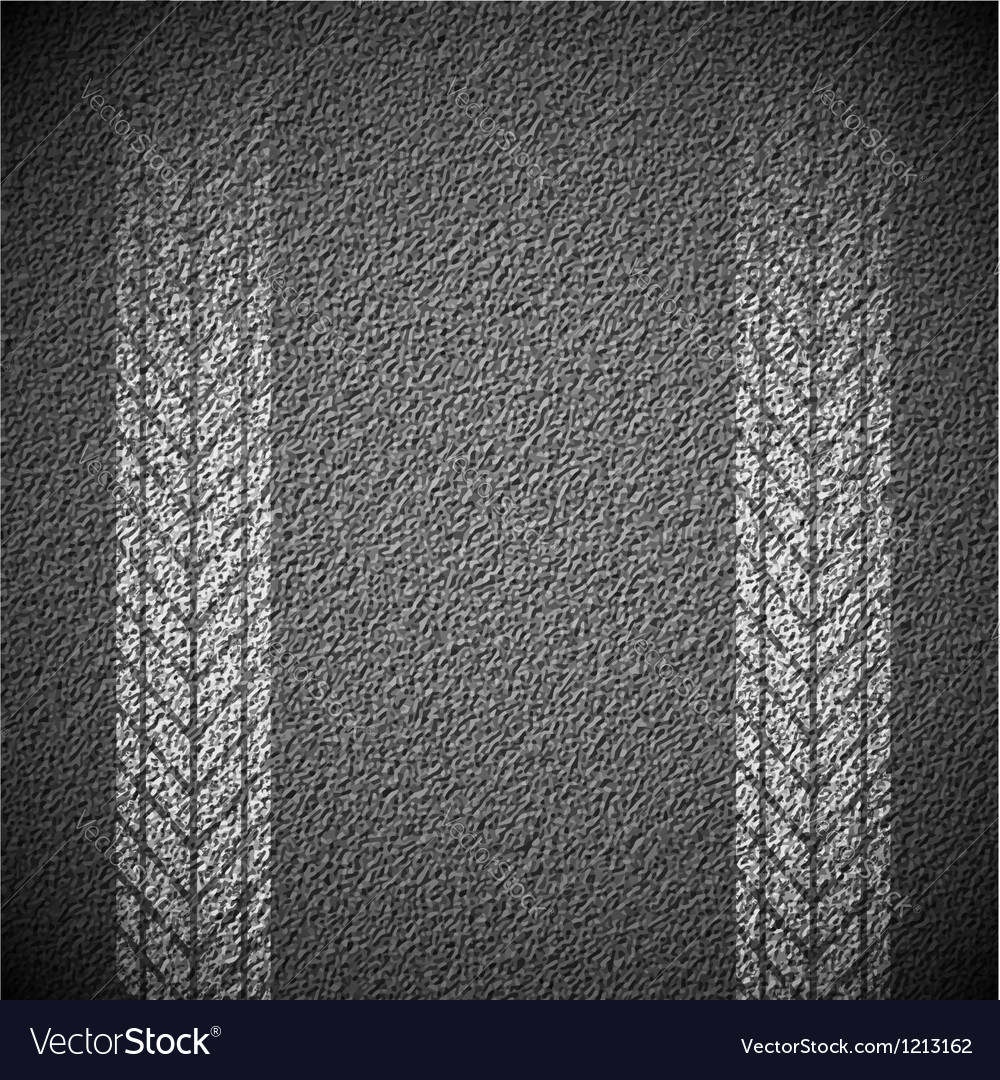 Texture of asphalt vector