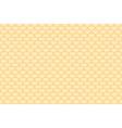 Chinese yellow gold seamless pattern dragon fish vector image