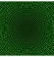 digital tunnel matrix style vector image