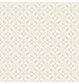 beige plant seamless pattern background vector image