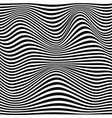 A black and white optical vector image