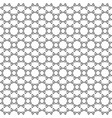 Abstract ethnic lace seamless pattern vector image vector image