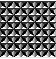 seamless texture with relief effect vector image