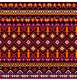 Geometry Tribal Pattern vector image